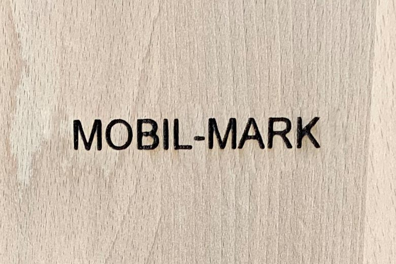 Lasergravur Holz