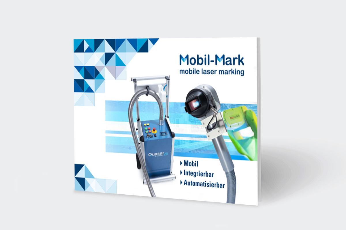 Mobil-Mark Broschüre Cover